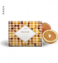 致润甜橙活力手工皂